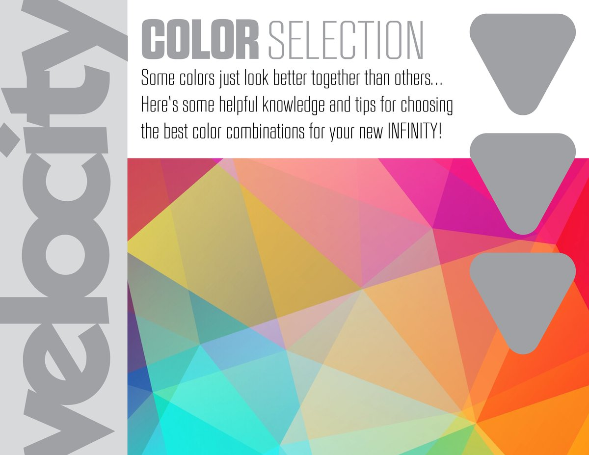 Designing Your New Infinity - A Guide to Color Choices